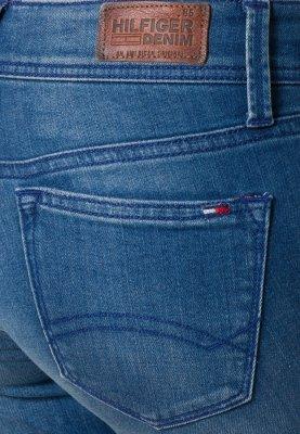 Hilfiger Denim RHONDA - Jeans Bootcut - olympic blue stretch - Zalando.de