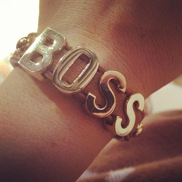 jewels booss bossy like a boss bracelets