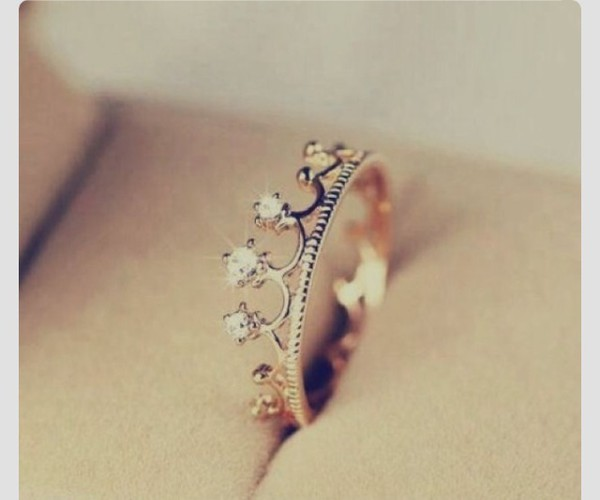jewels ring crown ring