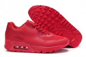 """Shop Nike Air Max 90 Hyperfuse Premium """"Solar Red"""" UK Cheap Price Outlet"""