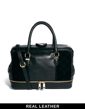 ASOS | ASOS Leather Doctors Bag at ASOS