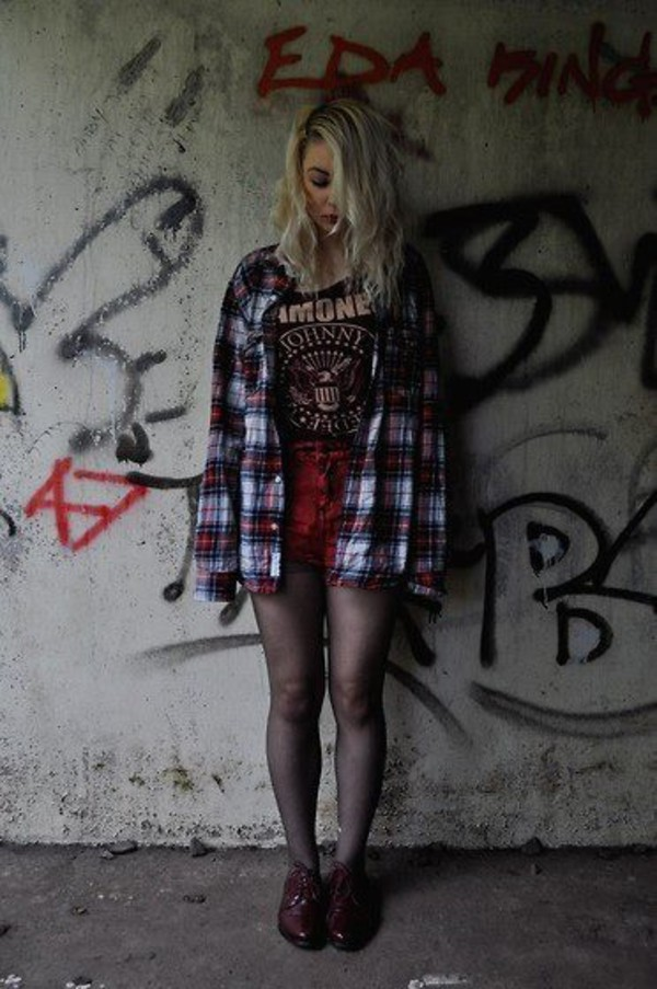 blouse button up shorts tights shirt shoes tank top underwear t-shirt