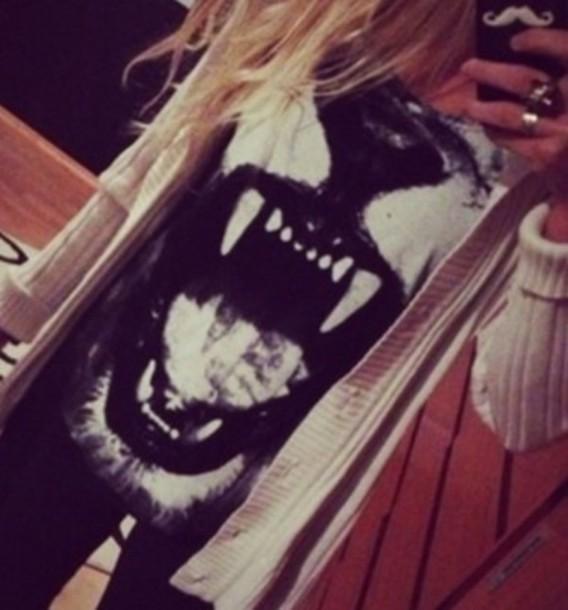 top wildlife shirt