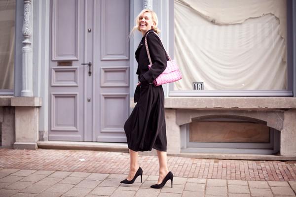 cocorosa coat dress shoes bag