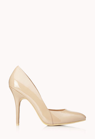 Classic Patent Pumps | FOREVER21 - 2000126473