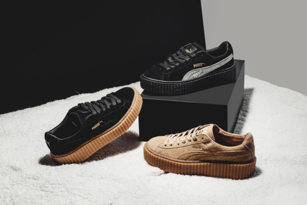 Puma X Fenty Shoes