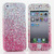 Bling Handmade Front Back Swarovski Element Crystal Case for iPhone 5 4S AB Pink | eBay