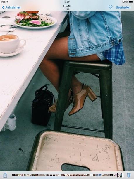 shoes beige allisimpson girl's shoes