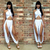 Sexy jumpsuit  hollow out novelty knitted bodycon jumpsuit womens summer jumpsuit sexy clubwear free shipping WQL978-in Jumpsuits & Rompers from Apparel & Accessories on Aliexpress.com