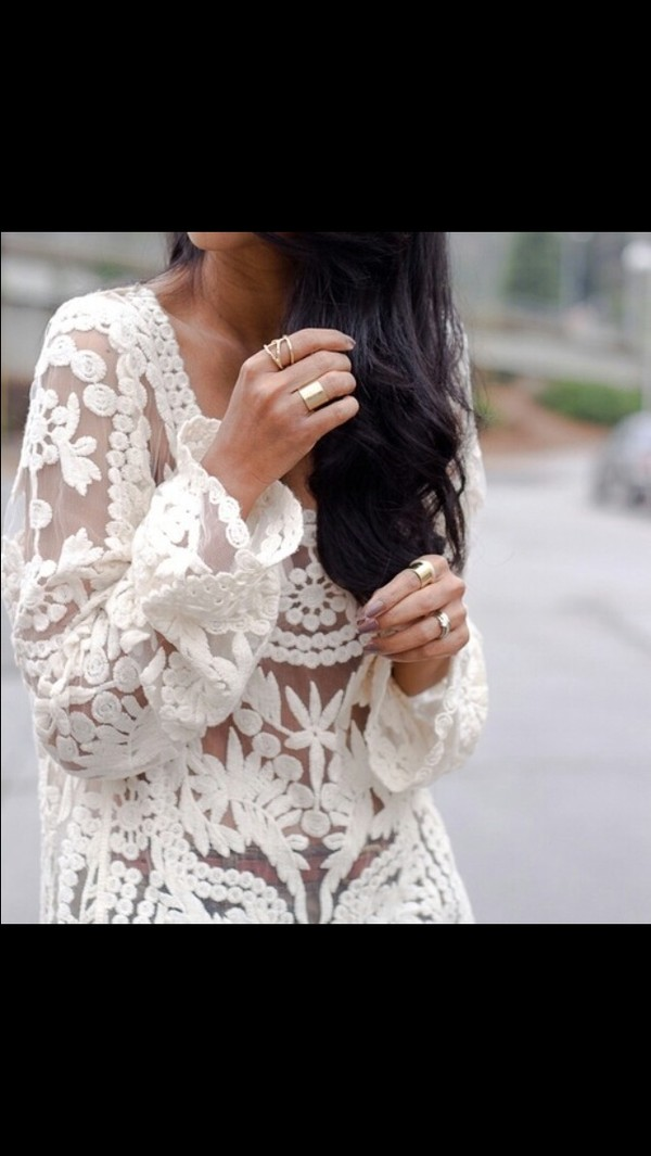 blouse lace white lace ineed celebrity