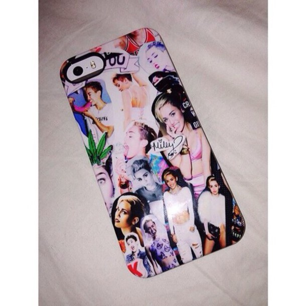 phone cover miley cyrus