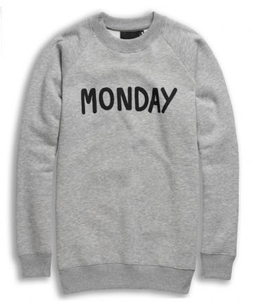 Lazy Oaf | Lazy Oaf | Monday Sweatshirt