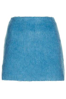 Fluffy Pelmet Skirt - Topshop