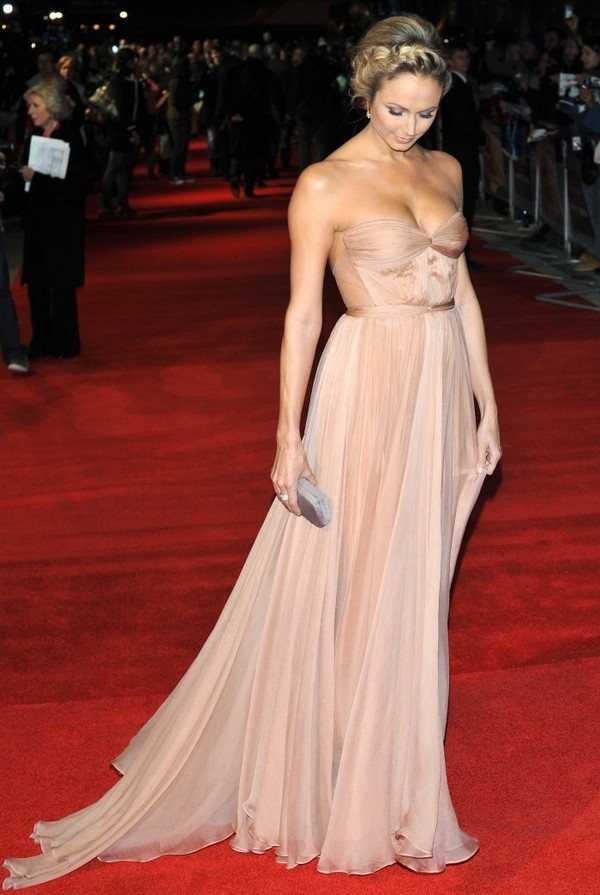 dress dreamy maxi maxi dress prom red carpet hayden