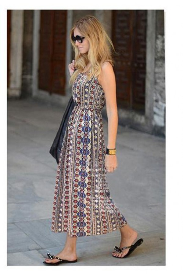 maxi dress summer dress summer outfits kcloth dres bohemian dress