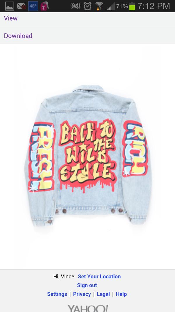 jacket denim jacket blue jean jacket