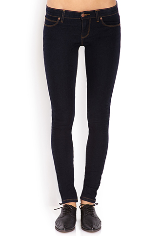 Classic Skinny Jeans | FOREVER21 - 2000105926