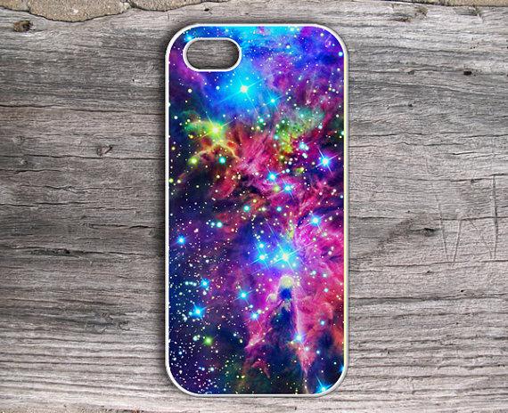 galaxy iphone 5 case - nebula iphone 5 case - unique iphone 5 case on Wanelo