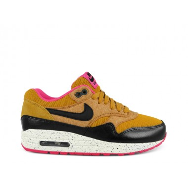 THE GOOD WILL OUT | SNEAKER SHOP KÖLN Nike Wmns Air Max 1 (ocker/schwarz/pink)