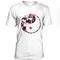 Yin yang flowery unisex t-shirt - teenamycs