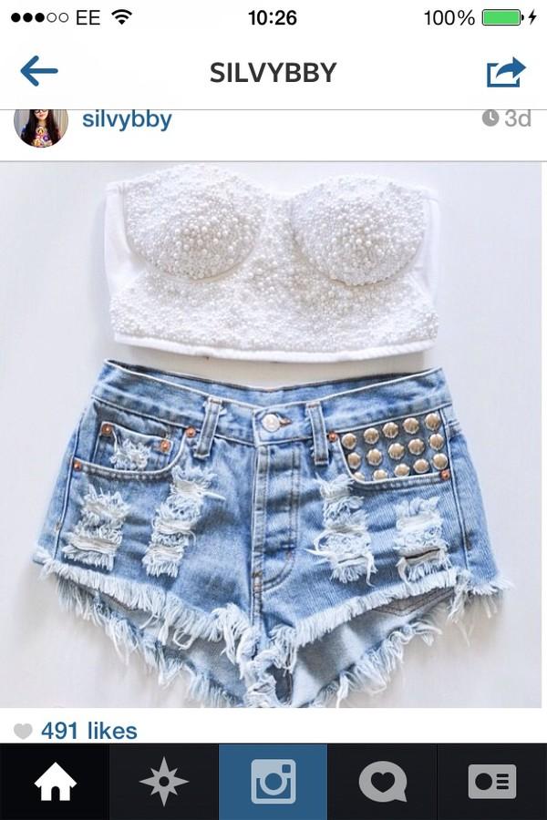 shorts shirt