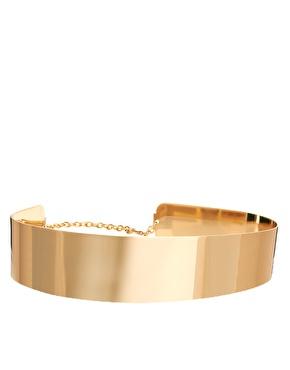 ASOS | ASOS Full Metal Waist Belt at ASOS