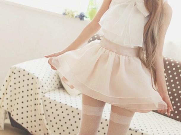 skirt girl asian korean fashion kfashion korean fashion
