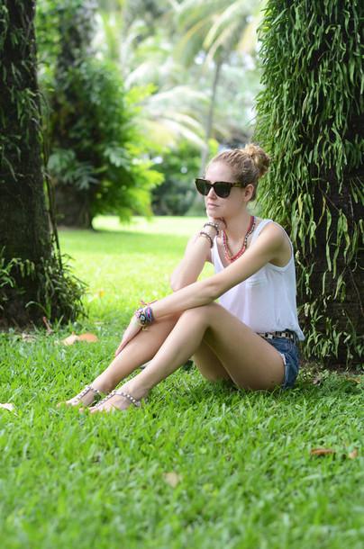 the blonde salad sunglasses
