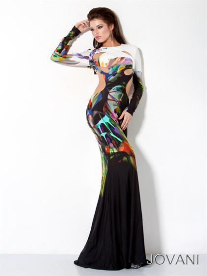 Jovani 30033 Dress at Peaches Boutique