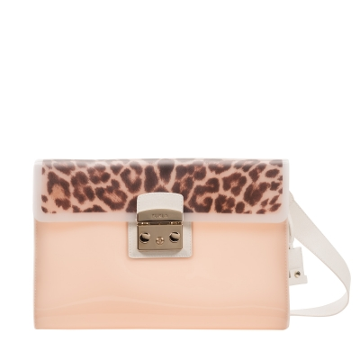 CANDY Clutch bag Magnolia, Natural Shades View all - Furla - United States