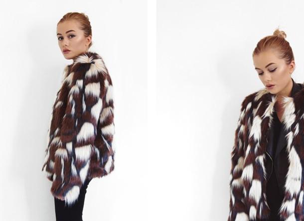 i am charlotte martin blogger fur coat