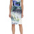 Tropical print shift dress | Luxury Women's salenl | Karen Millen