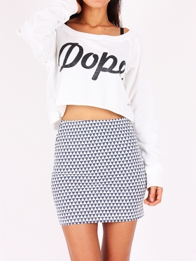 Top - Dope - Sweaters & Cardigans - Women - Modekungen - Fashion Online | Clothing, Shoes & Accessories