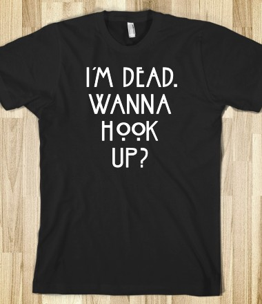 Original I'm Dead Wanna Hook Up - Oh HI Cindy - Skreened T-shirts, Organic Shirts, Hoodies, Kids Tees, Baby One-Pieces and Tote Bags Custom T-Shirts, Organic Shirts, Hoodies, Novelty Gifts, Kids Apparel, Baby One-Pieces | Skreened - Ethical Custom Apparel