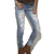 Heavy Destroyed Skinny Jean | Shop Jeans at Wet Seal