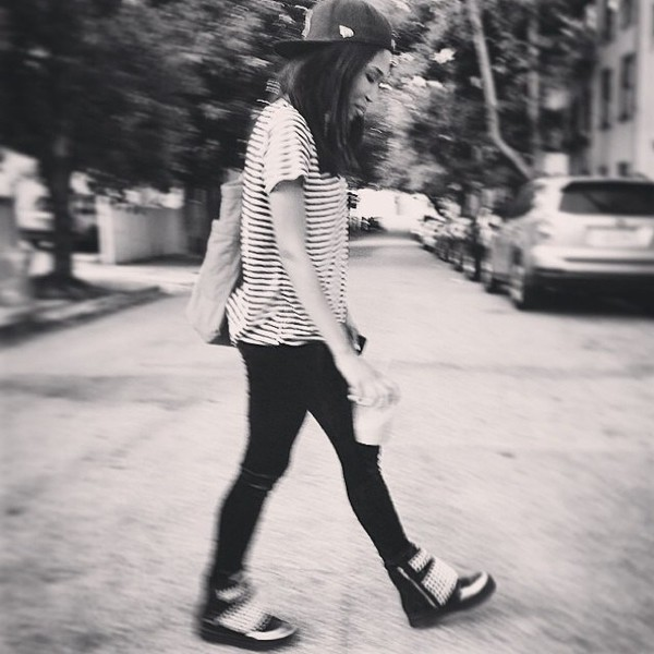 four one oh! t-shirt leggings shoes hat