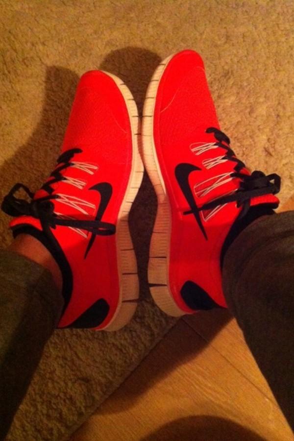 shoes nike red nike free run nike free run nike free run sneakers sportswear nike sneakers nike free run 5.0 perfect