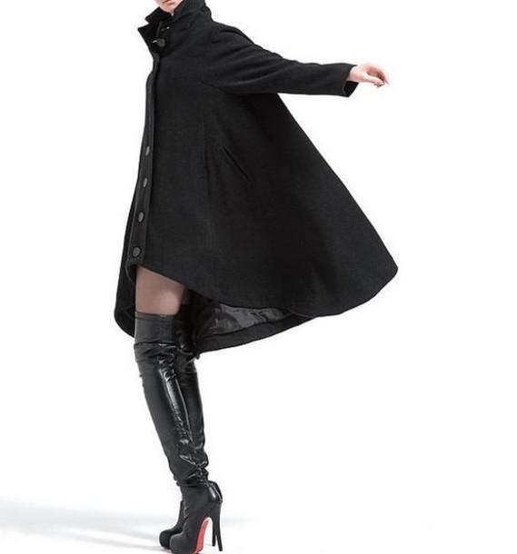 jacket coat wool coat