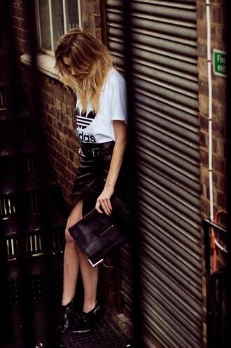 zanita shirt skirt shoes bag