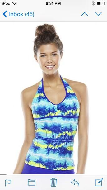 swimwear one piece or tankini