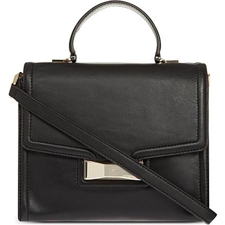 KATE SPADE - Penelope leather satchel   Selfridges.com