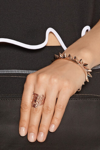 jewels kenzo tiger ring bracelets pikes dope wishlist winter swag