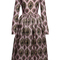 Long sleeve sacred heart organza dress by dolce & gabbana - moda operandi