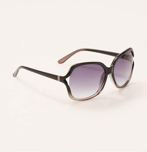 Vented Square Sunglasses | Loft