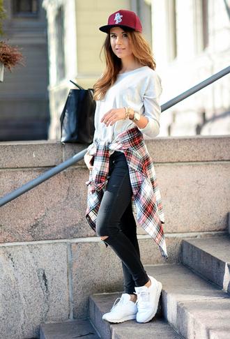mariannan sweater shirt jeans shoes bag