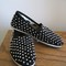 get your own custom studded toms classics shoes! | alyssa zukas