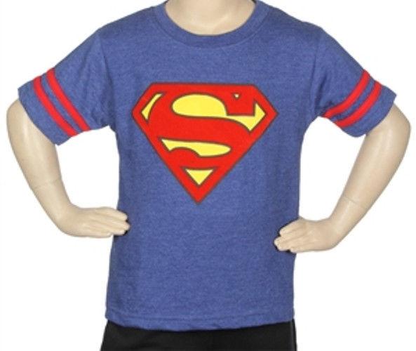 Boy Clothes Superman T Shirt Toddler Sizes 2T 3T 4T Boy Sizes 4 5 6 7 | eBay