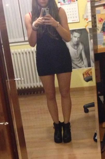 dress bershka