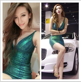 Aliexpress.com : Buy 2014 Top Quality 100% Rayon Sheath Summer Spaghetti Strap Yellow Slim Bodycon Bandage Dress Party Dress Free Shipping from Reliable dress up dress up suppliers on Lady Go