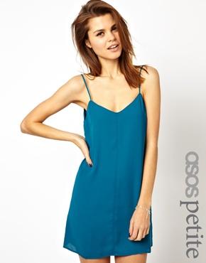ASOS Petite | ASOS PETITE Exclusive Cami Slip Dress at ASOS